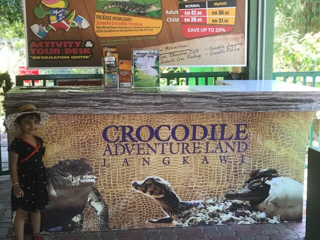 The Crocodile Adventureland